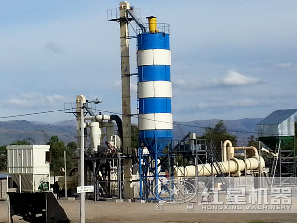 水泥硬化剂_新型干法水泥生产工艺流程-河南红星矿山机器有限公司